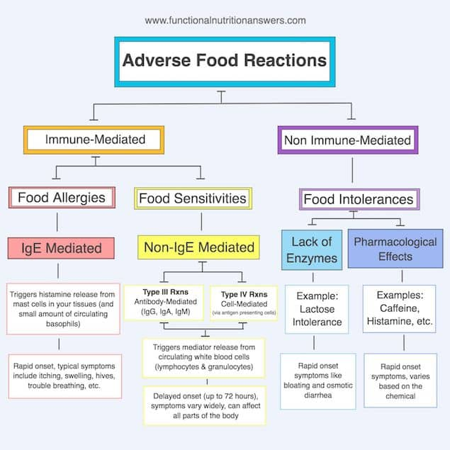 What Is The Best Food Sensitivity Test?