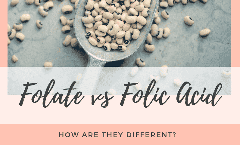 Folate vs Folic Acid: How Are They Different? - Functional Nutrition Answers